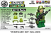 jungle sniper minifigure gear pack dark