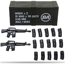Buy Now Brick Arms 2 5 Scale M16A1 Crate