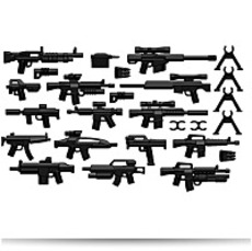 Buy Now Brick Arms 2 5 Scale Modern Combat Weapons