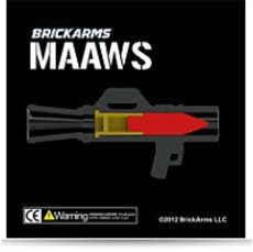 Buy Now Brick Arms 2 5 Scale Weapon Maaws Wrgb