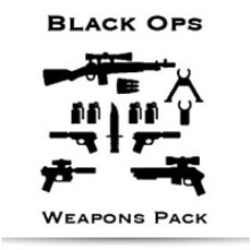 On SaleBrick Arms Exclusive Black Ops Weapons