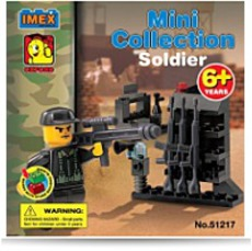 Buy Now Imex Mini Collection Figure 51217 Soldier