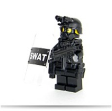 Buy Now Swat Police Officer Pointman
