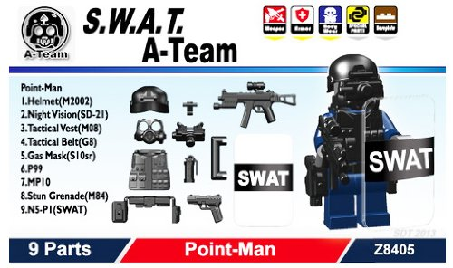 Swat Team Gear Swat Team