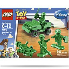 Buy Now Toy Story Army Men On Patrol