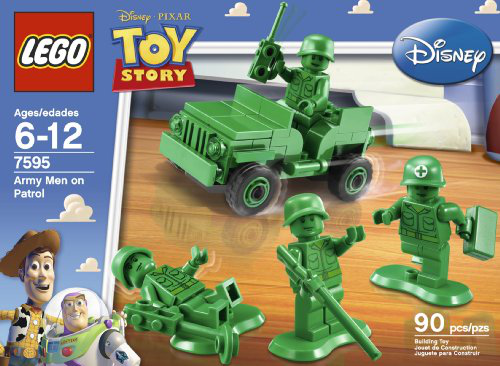 Toy Story Army Men On Patrol