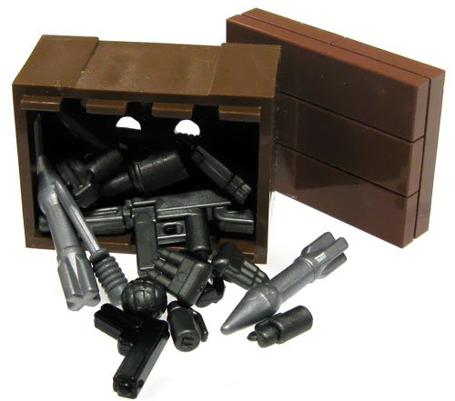 Brick Arms Custom Supply Crate Guns