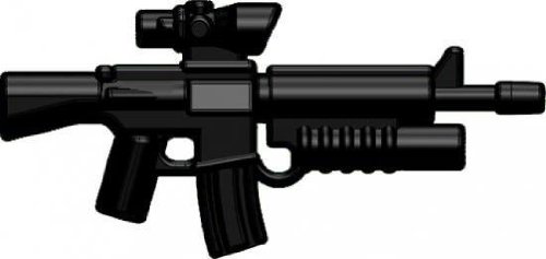 Brick Arms 2 5 Scale Weapon M16AGL Acog