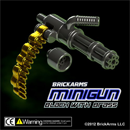 Brick Arms 2 5 Scale Loose Weapon Minigun