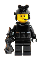 Black Ops Soldier